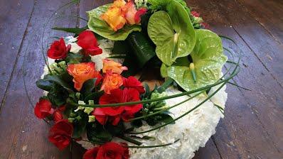 Funeral Wreath Lancashire